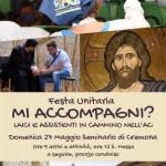 Locandina festa Unitaria Fine Anno 27-05-2018