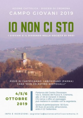 CampoGiovani2019